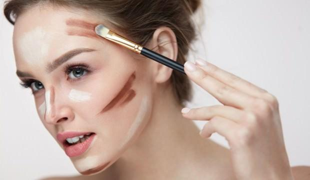 Yüzü ince gösteren allık uygulaması nasıl yapılır?