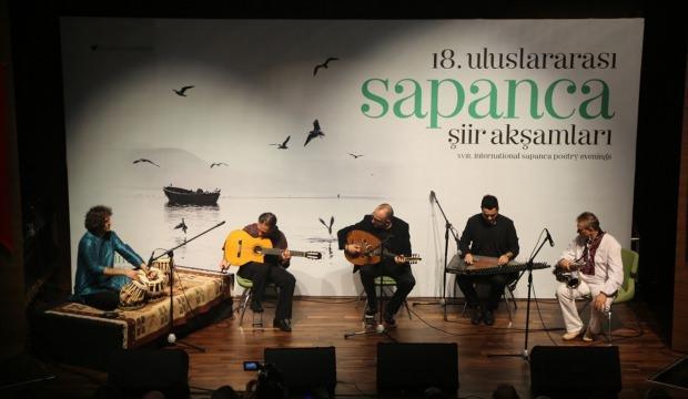18. Uluslararası Sapanca Şiir Akşamları sona erdi