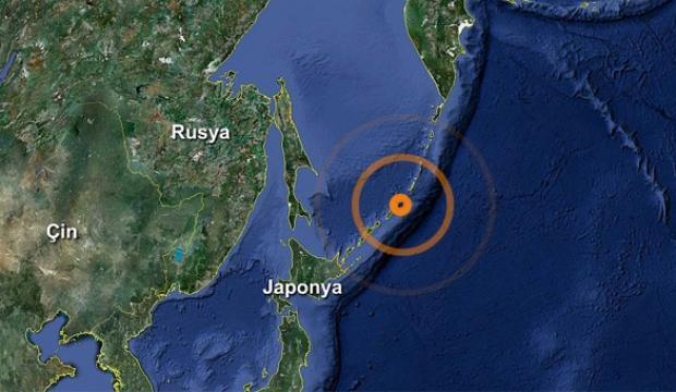 Adalarda kriz! Rusya ve Japonya birbirine girdi