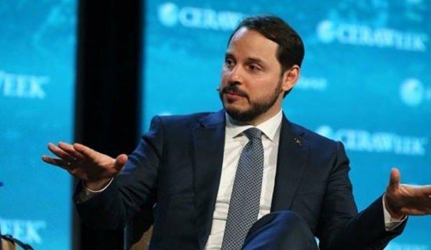 Bakan Albayrak'tan IMF açıklaması
