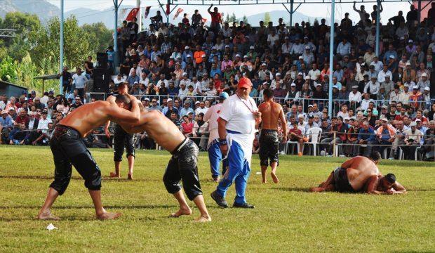 Ortaca-Dalyan Yağlı Güreşleri