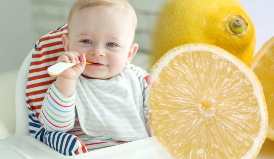 Hıçkıran bebeklerde limon suyu işe yarar mı?