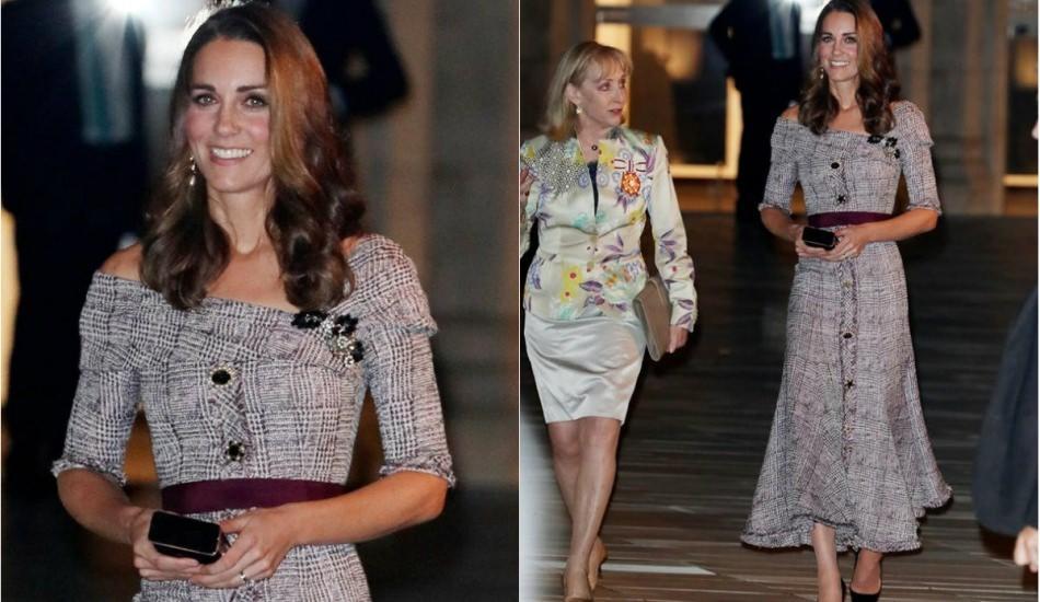 Kate Middleton'ın tercihi Türk modacı oldu