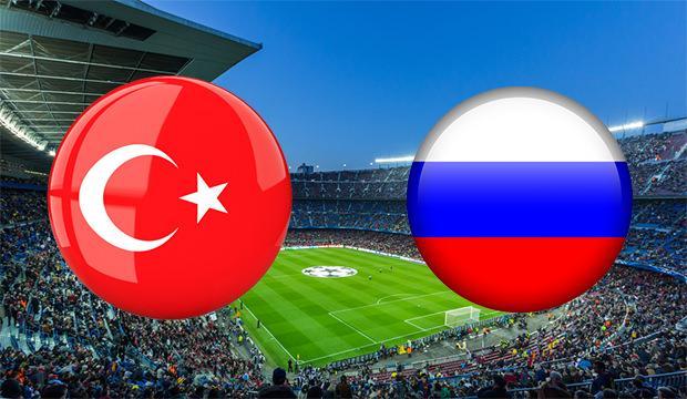 Türkiye Rusya maçı ne zaman, saat kaçta ve hangi kanalda?