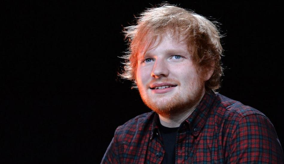 Ünlü müzisyen Ed Sheeran yıllık gelirini açıkladı
