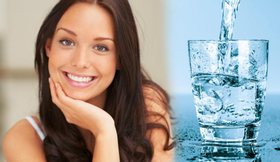 Su içerek nasıl kilo verilir? 1 haftada 7 kilo zayıflatan su diyeti! Aç karna su içerseniz...