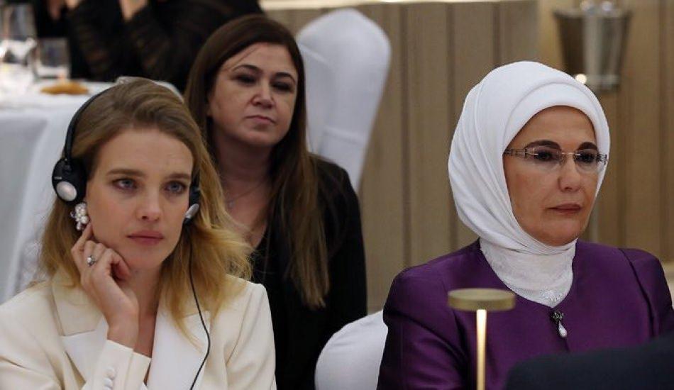 Emine Erdoğan: Kadına şiddet insanlığa ihanettir