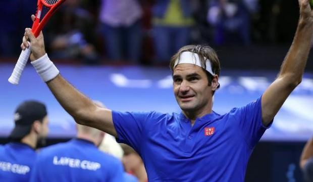 Federer'den 99. şampiyonluk