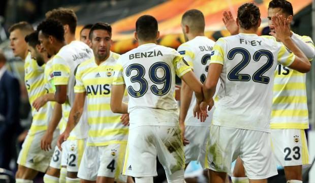 Fenerbahçeli Frey haftanın 11'inde