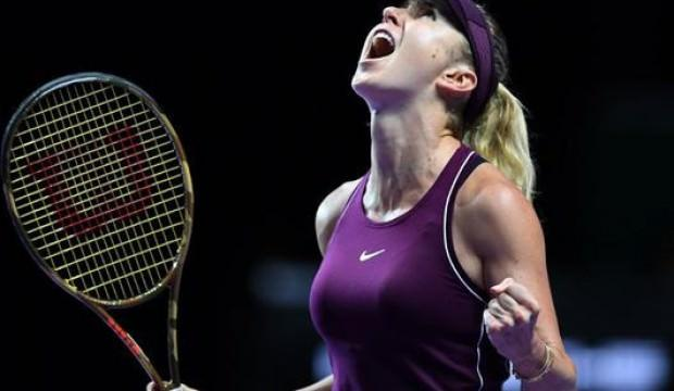 WTA'da finalin adı belli oldu