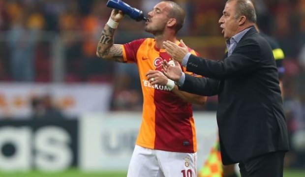 Sneijder: Terim ile tekrar çalışmak isterim
