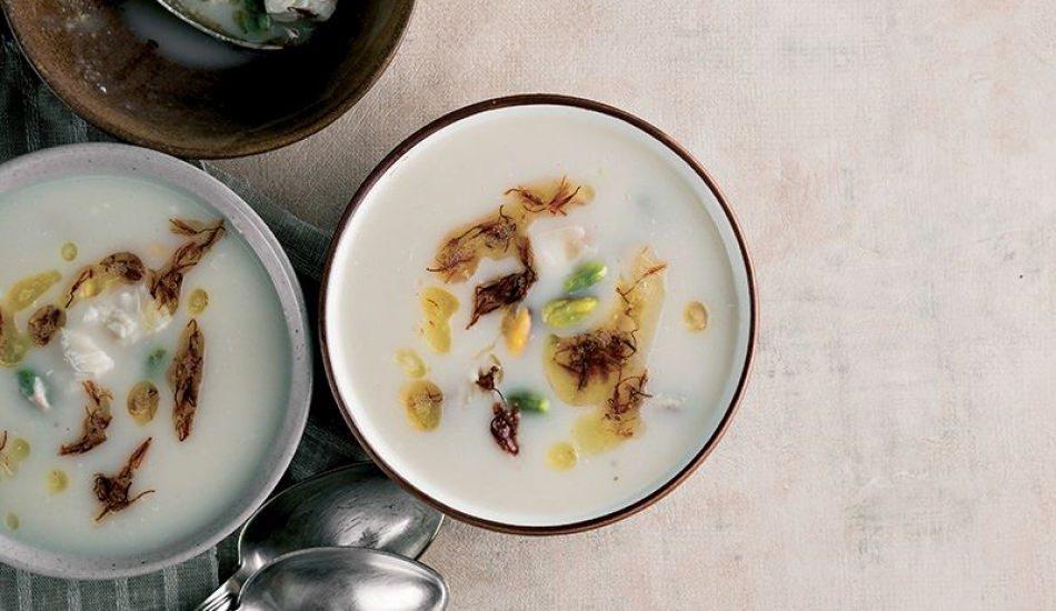 Antep usulü fıstıklı çorba nasıl yapılır?