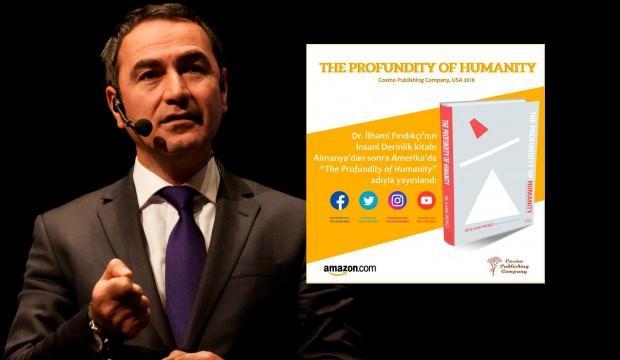 İlhami Fındıkçı'nın kitabı ABD'de de raflara çıktı