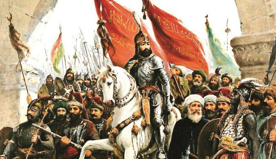 Neftlix'ten büyük bomba! Fatih Sultan Mehmet'in hayatı anlatacak