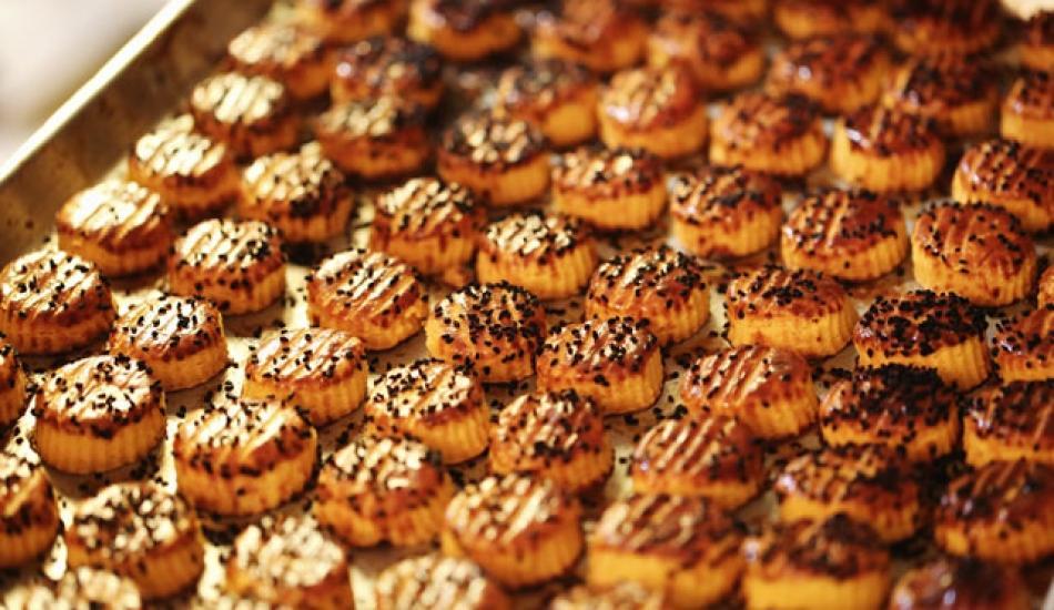 Pratik sirkeli tuzlu kurabiye nasıl yapılır?