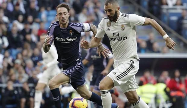Real Madrid hasrete son verdi