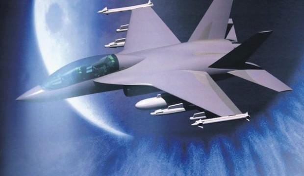 TUSAŞ'tan milli savunmaya 5'inci nesil uçak