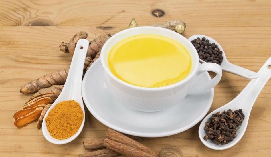 Altın sütünün faydaları nelerdir? Altın sütü nedir? Altın sütü nasıl yapılır?
