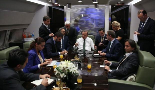Financial Times yazdı: Erdoğan ile uçuşa geçti