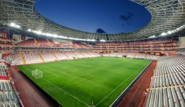 Milli Takım'ın maçı Ukrayna'dan Antalya'ya alındı