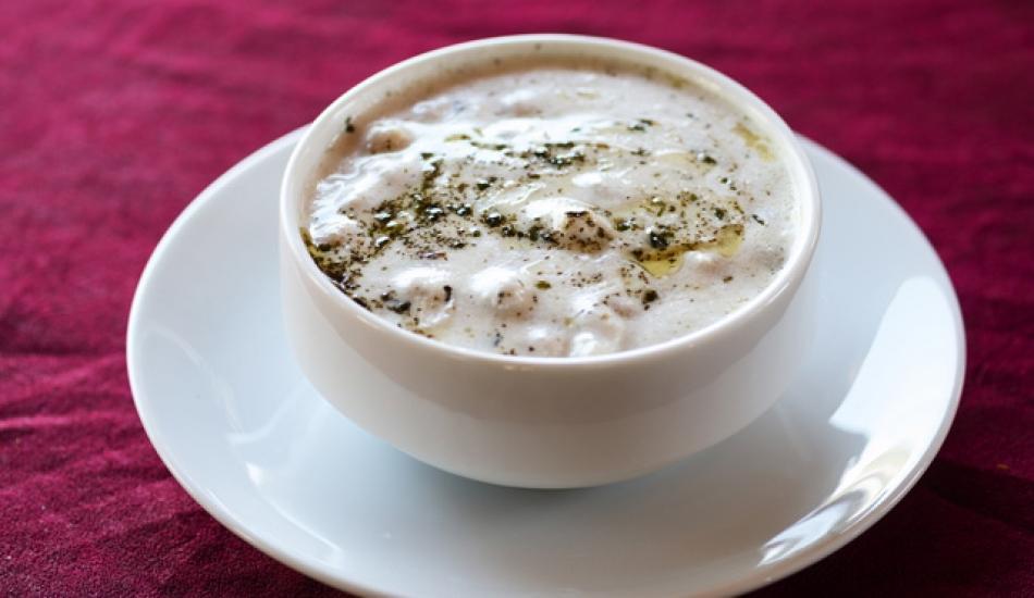 Zayıflatan ayranlı çorba tarifi
