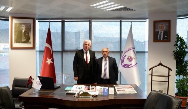 Başkan Özkan'dan esnaf odalarına ziyaret