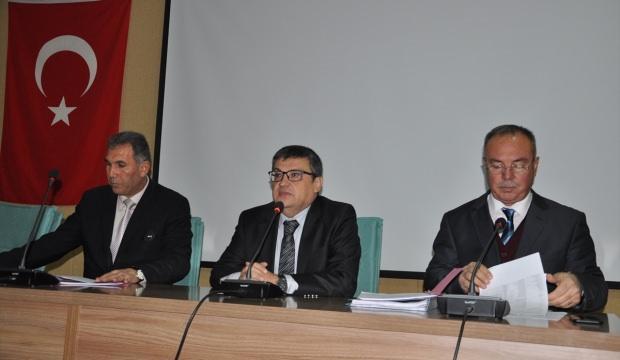 Yerköy'de köylere hizmet götürme birliği toplantısı yapıldı