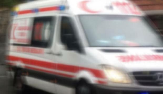 Öğrenci servisi şarampole yuvarlandı: 12 yaralı