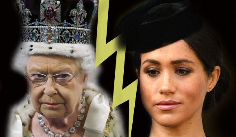 Kraliyet Ailesi'nde soğuk savaş!