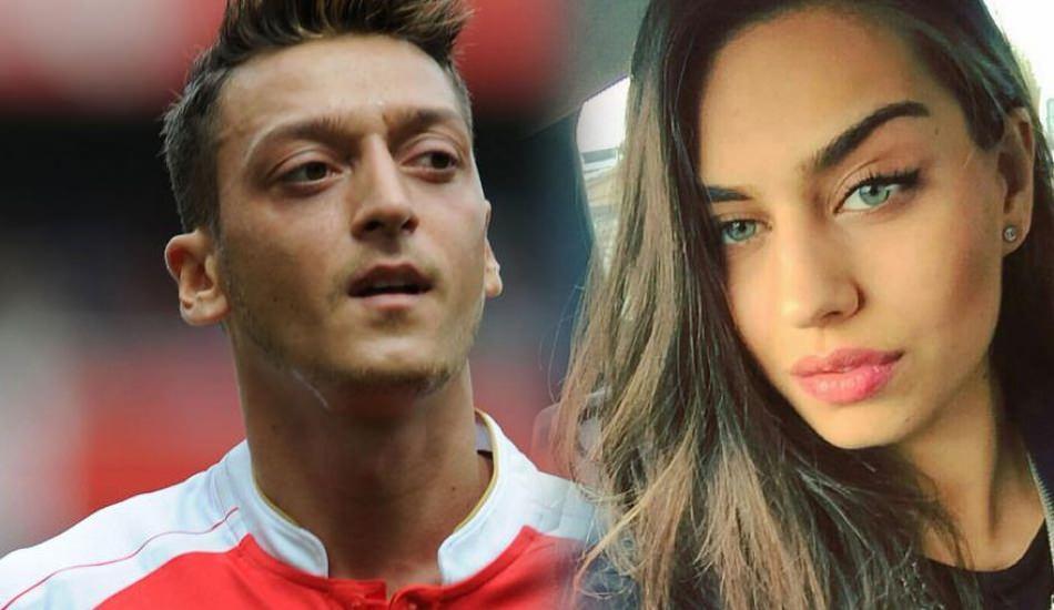 Mesut Özil ile Amine Gülşe 3 farklı ülkede düğün yapacak