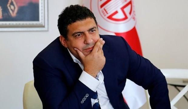 Süper Lig'de flaş istifa! Başkan bıraktı...