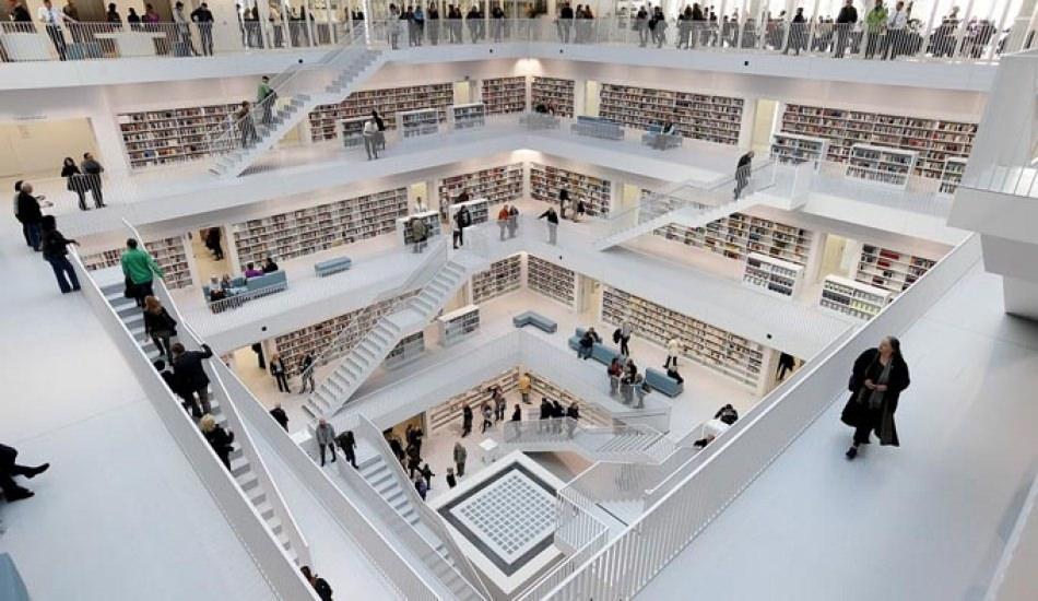 Dünyanın en gizli kütüphanesi
