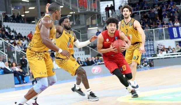 Galatasaray deplasmanda fark yedi