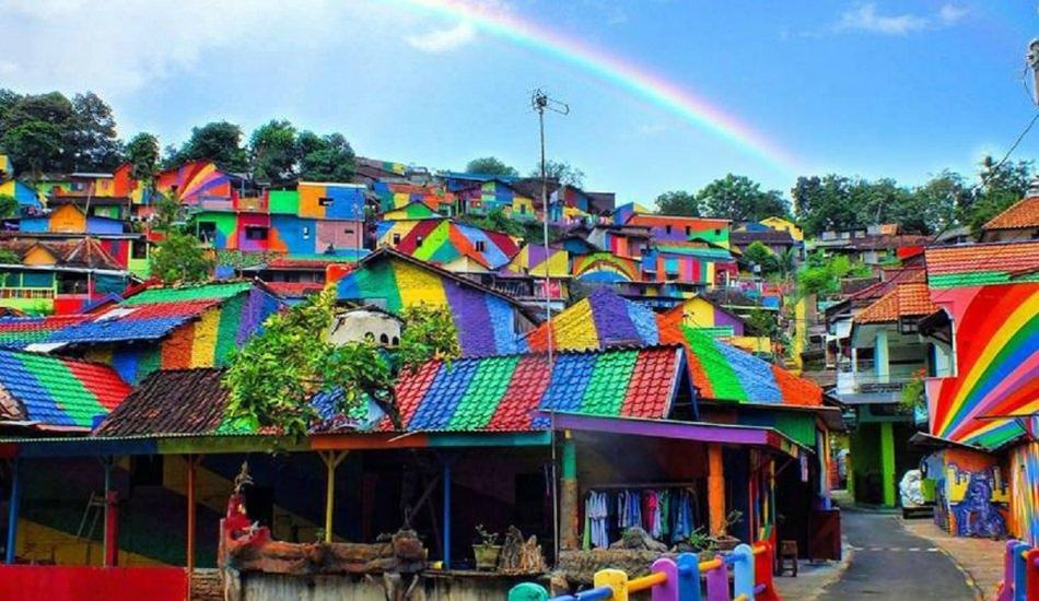 Tayvan'da Taichung köyü!