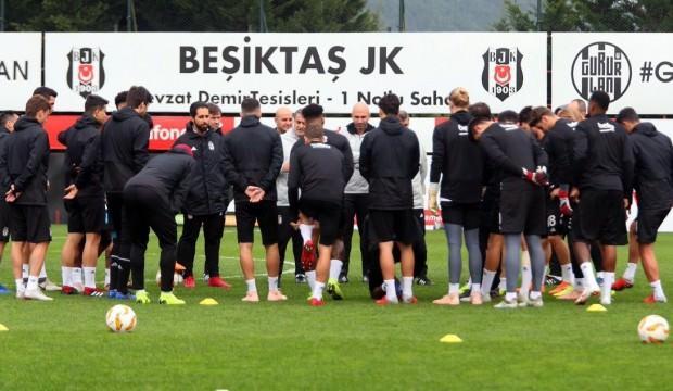 Kritik maç öncesi Beşiktaş'ta 7 eksik!