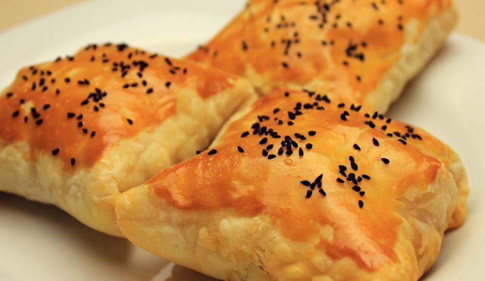 Sarı gelin böreği nasıl yapılır?