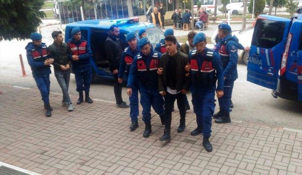 Kütahya'da gasp ve cinsel saldırı iddiası