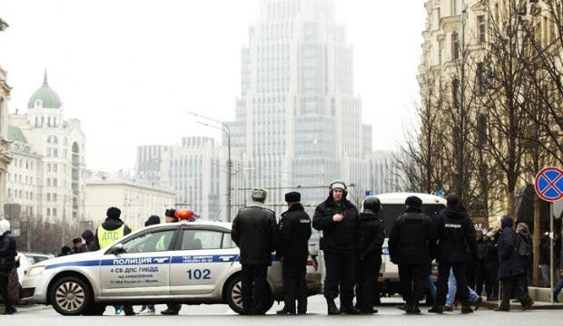 G.Saray maçı öncesi Moskova'da bomba alarmı!
