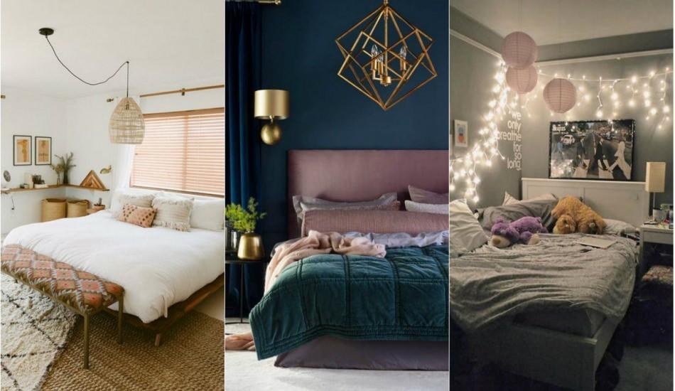 En konforlu yatak odası öneri ve modelleri