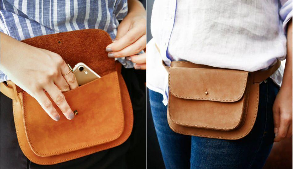 Bel çantası nasıl yapılır?