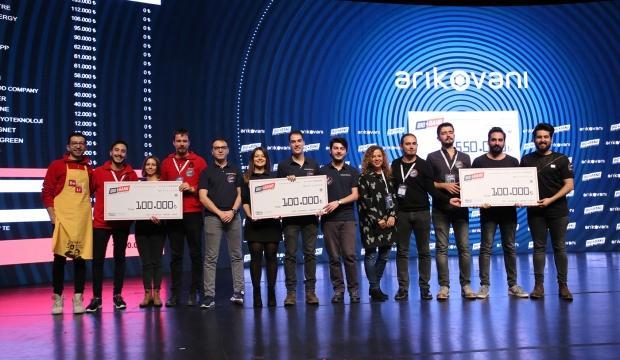 Big Bang'te Arıkovanı'ndan girişimlere özel ödül