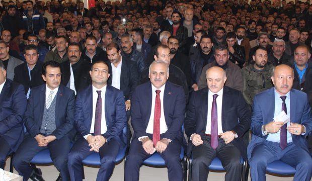Van Büyükşehir Belediyesi'nde toplu iş sözleşmesi heyacanı
