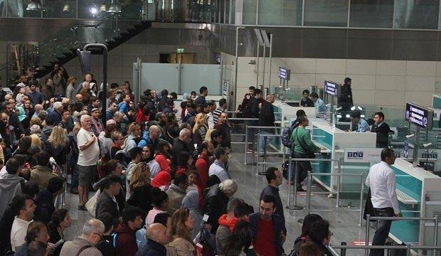 Havayolu yolcu sayısı 197 milyona yaklaştı!