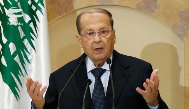 Lübnan Cumhurbaşkanı'ndan parti liderlerine çağrı!