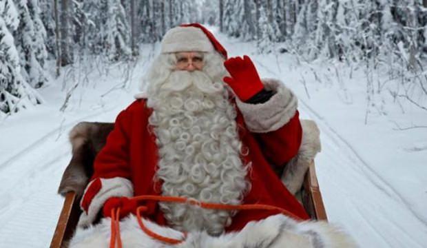 Noel Baba gerçek değil diyen kişi gözaltına alındı