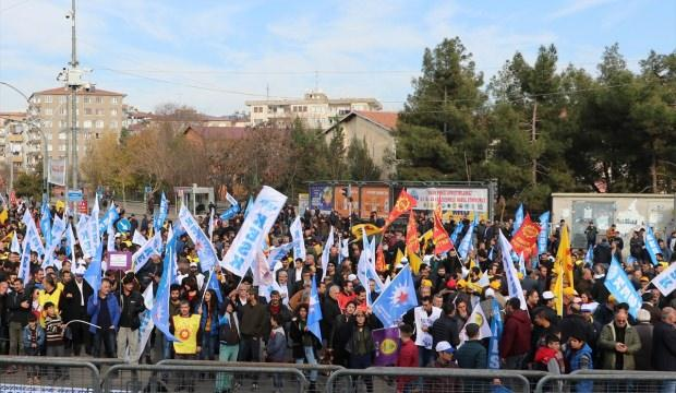 KESK Diyarbakır'da bölge mitingi yaptı