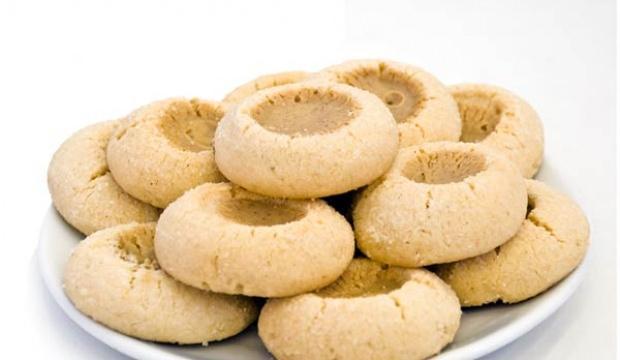 1 sene bayatlamayan pratik Çerkes kurabiye tarifi