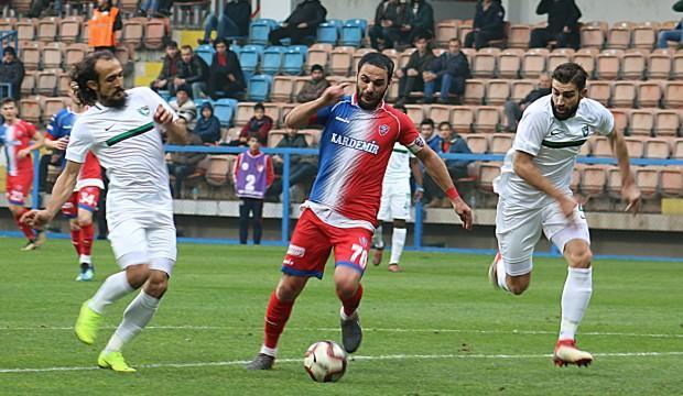 5 gollü maçta kazanan Denizlispor