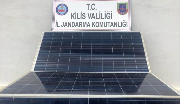 Kilis'te güneş paneli hırsızlığı iddiası