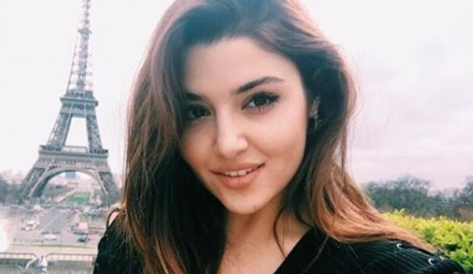 Ünlü oyuncu Hande Erçel başka bir dilde konuşacak!